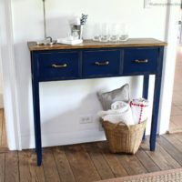 DIY Dining Room Sideboard