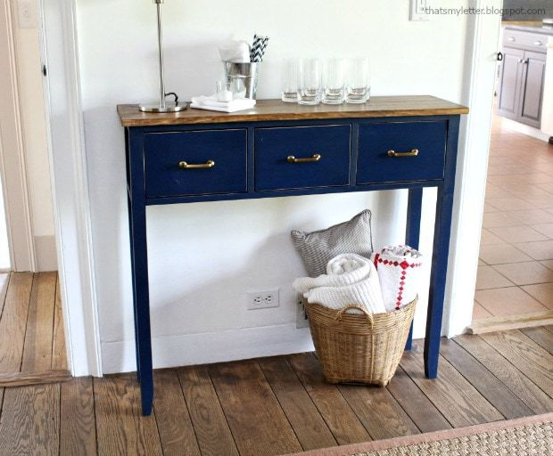 Merveilleux Diy Dining Room Sideboard With 3 Drawers