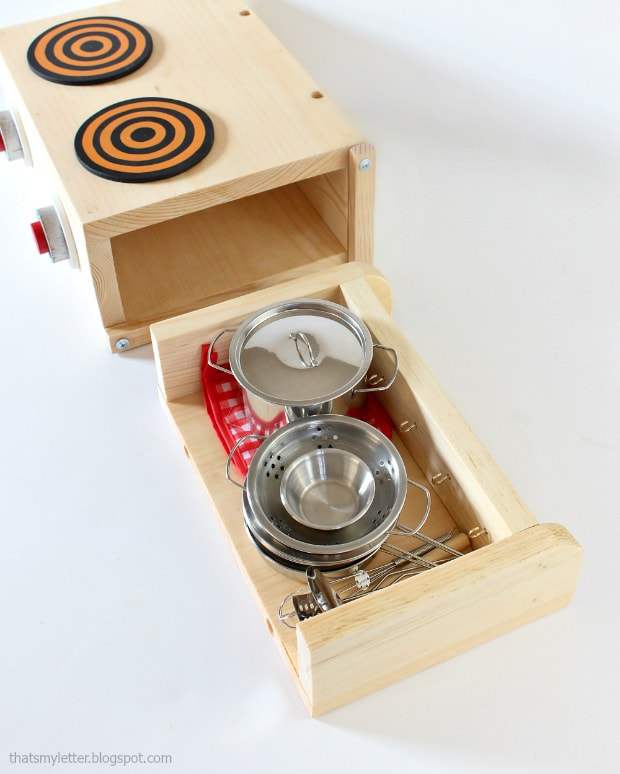 portable tabletop play kitchen