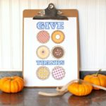 Thanksgiving Pie Coloring Free Printable