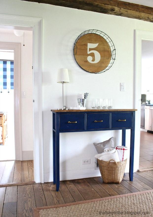 diy small dining room sideboard
