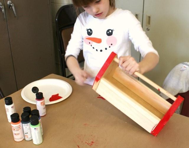 kids workshop toolbox