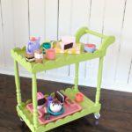 DIY Play Tea Cart