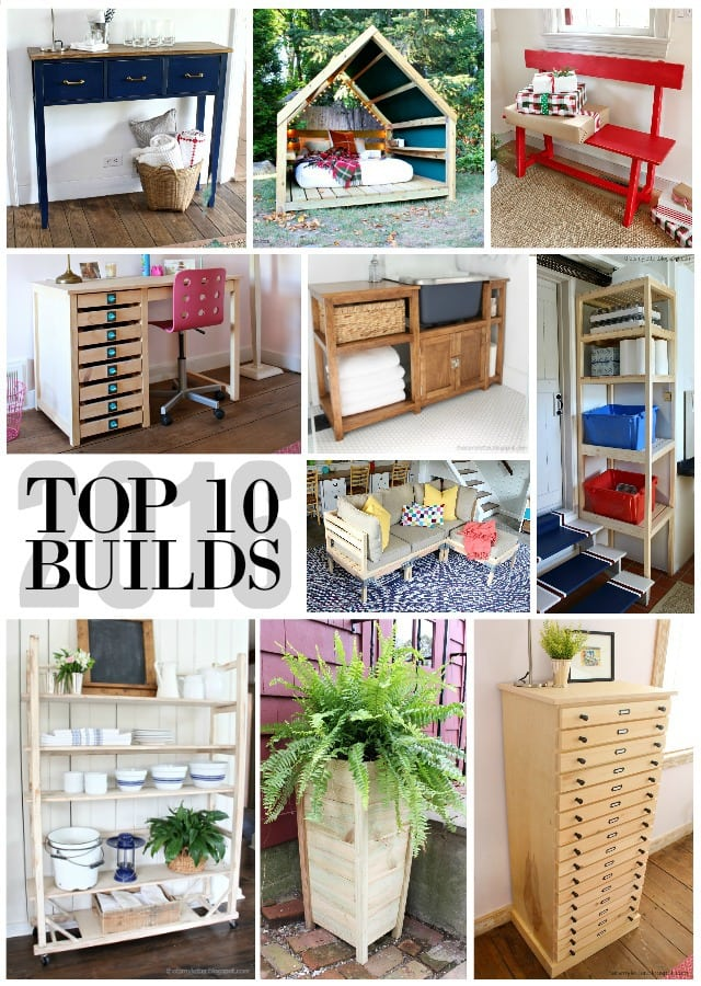 top 10 builds for 2016
