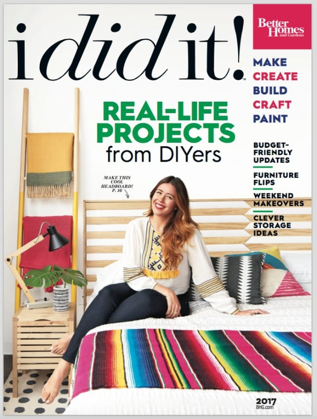 I Did It: Better Homes U0026 Gardens Special Issue Gallery