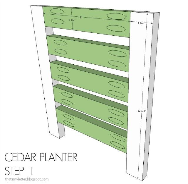 planter step 1