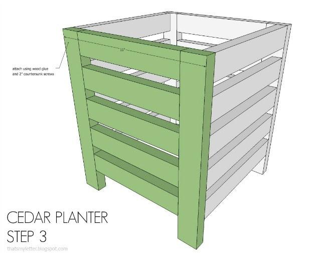 planter step 3