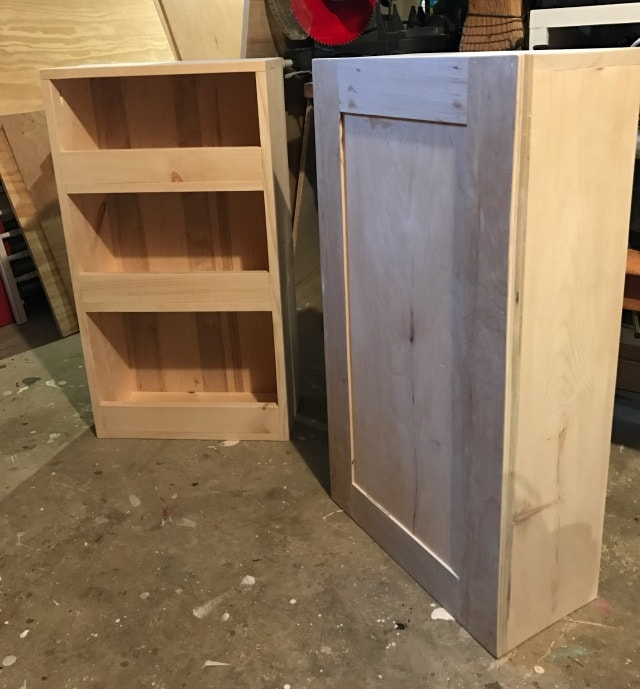 storage doors for kitchen pantry cabinet