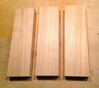 three boards of equal length