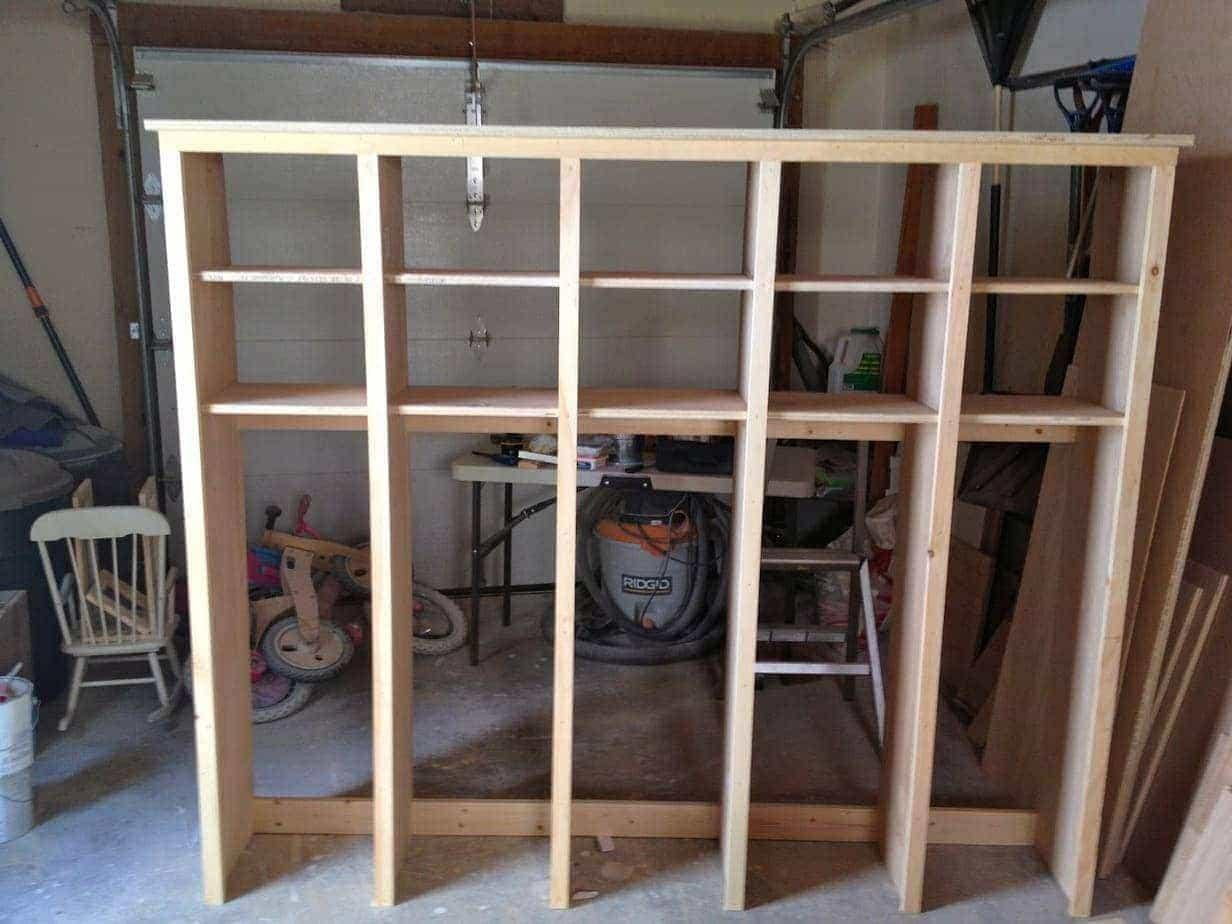 Diy Locker Amp Bench Units Jaime Costiglio