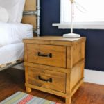 DIY Handsome Nightstand