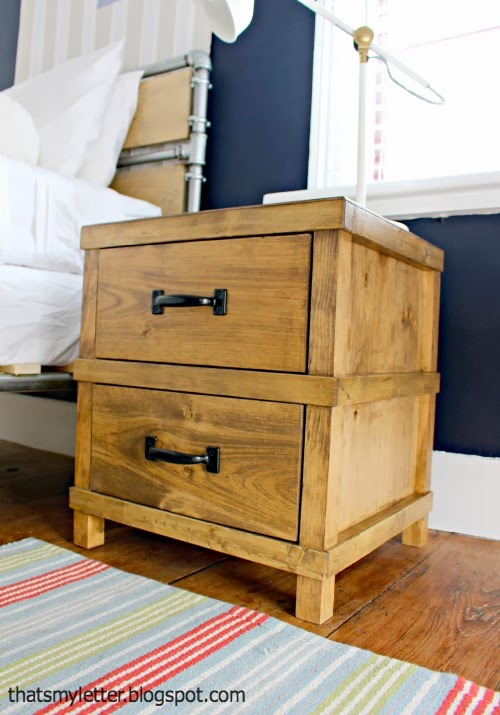 diy owen nightstand