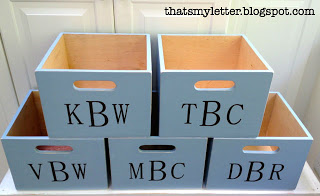 diy wood bins for storage
