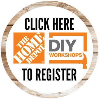 DIY Workshops at The Home Depot register button