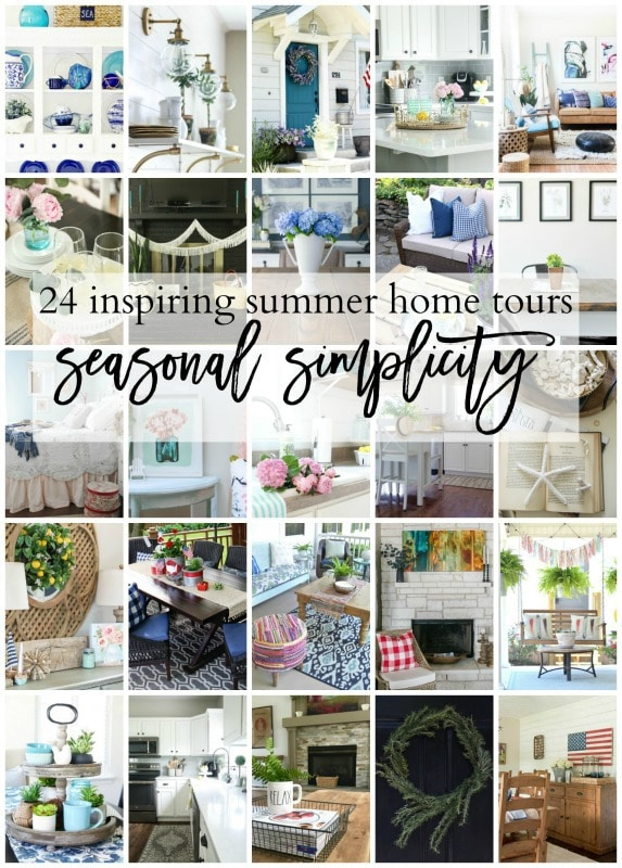 seasonal simplicity summer blogger series