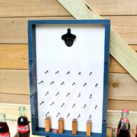DIY Bottle Opener Game