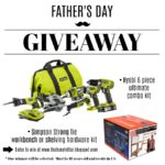 Father's Day Giveaway (not just for dads!)