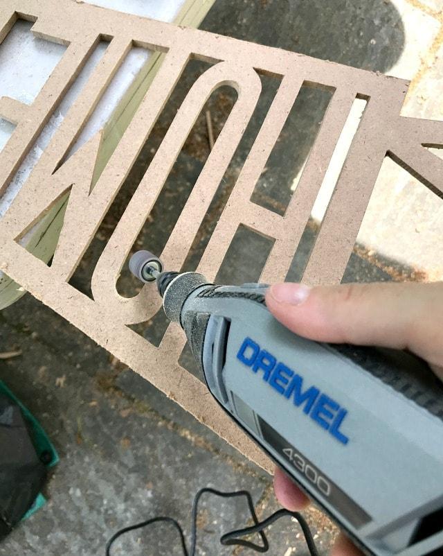 dremel rotary tool sanding bit