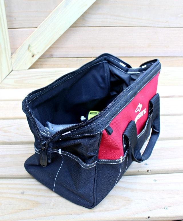 husky 15 inch toolbag