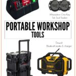 Tools for a Portable Workshop