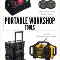 portable workshop tools