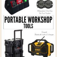 portable workshop tools