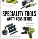 Speciality Tools to Consider
