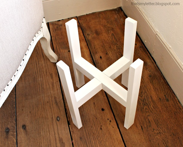 Diy Plant Stand With Free Plans Jaime Costiglio