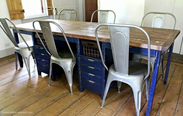 DIY Multipurpose Work Table