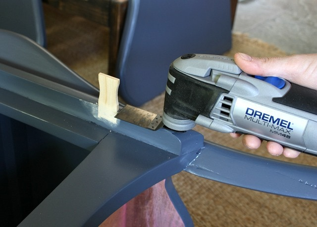 dremel multi max wood blade