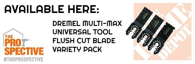 dremel multi max blade variety pack