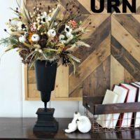 DIY Halloween Vase & Giveaway