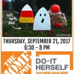 DIH Workshop: Harvest Yard Sign