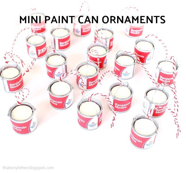 mini paint can