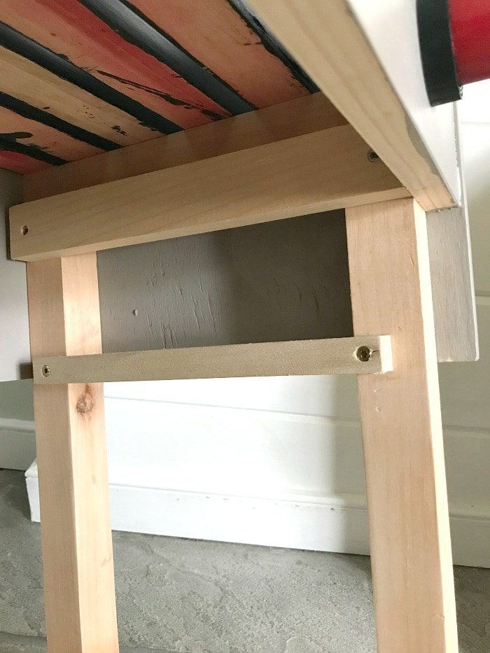 wood drawer glides