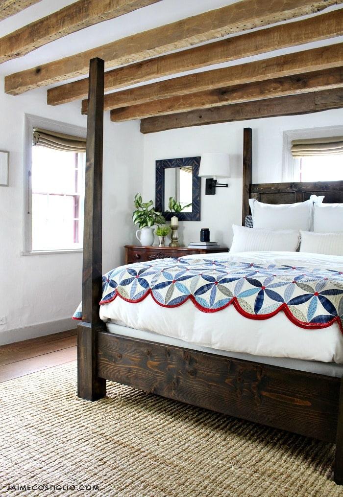 master bedroom mattress refresh
