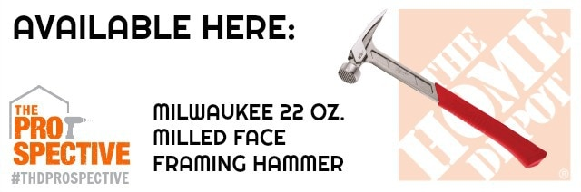milwaukee hammer at the home depot