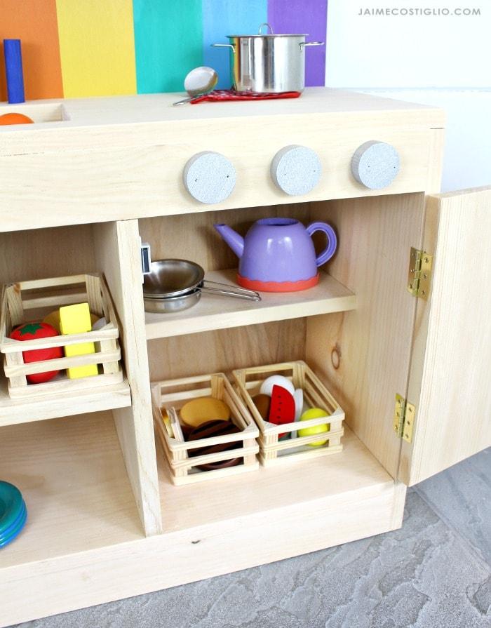 play kitchen oven interior