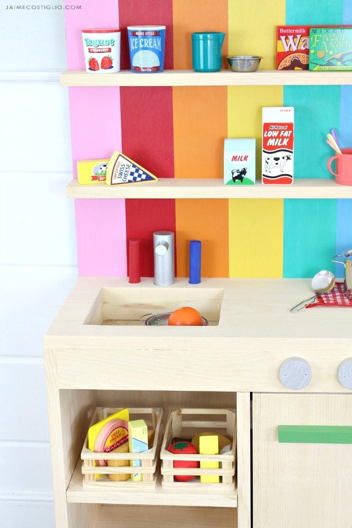 diy play kitchen free plans