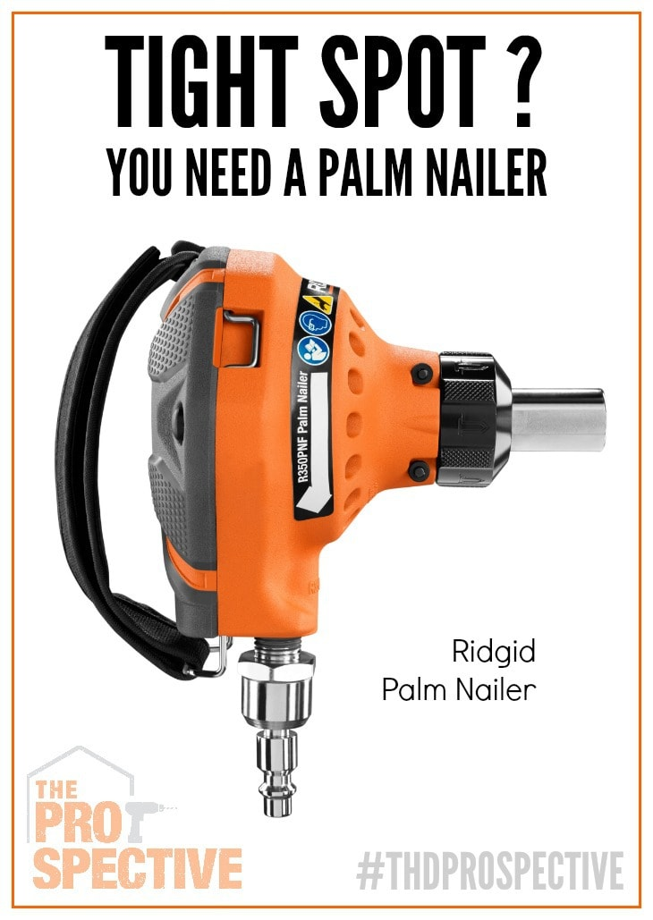 Tight Spot Palm Nailer Is The Answer Jaime Costiglio