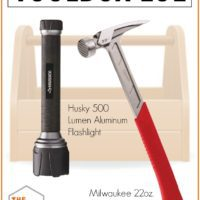 Toolbox 101: Hammer & Flashlight