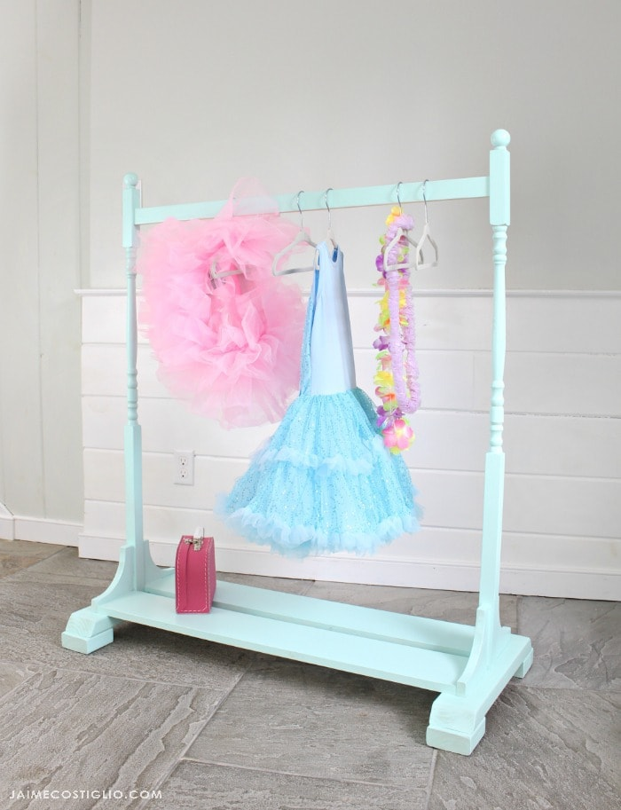 kids wardrobe rack
