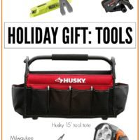 Holiday Gift: Tools
