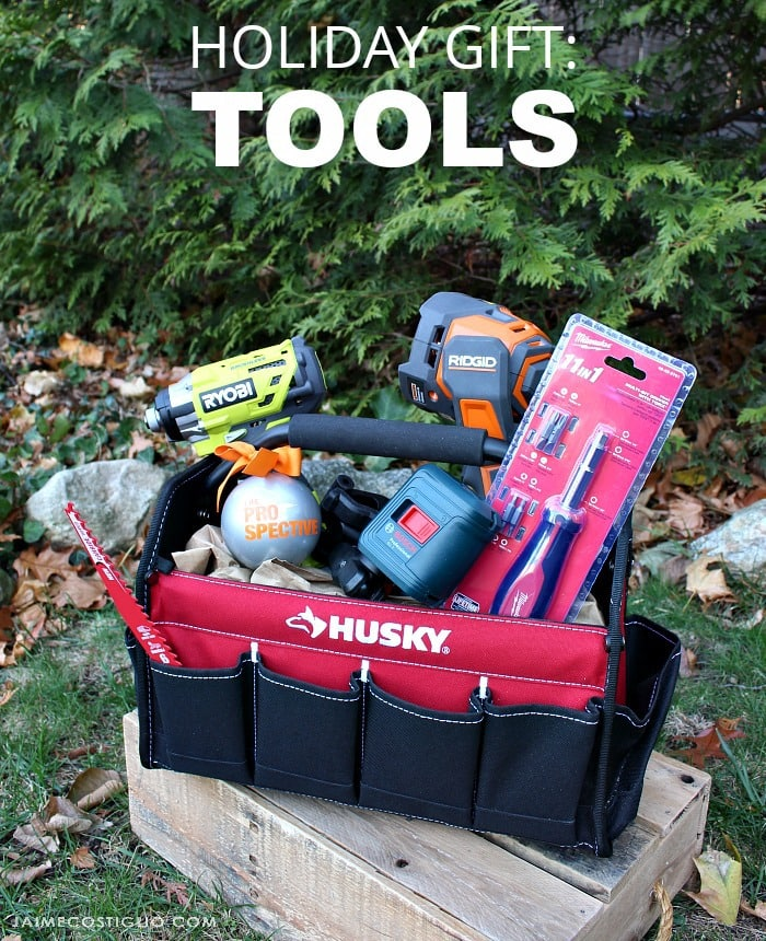 holiday gift tools title