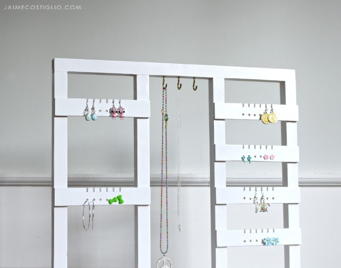 jewelry holder for earrings