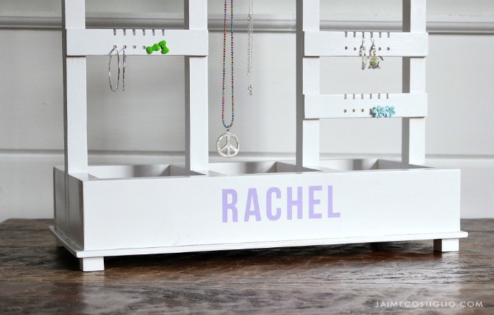 jewelry holder personalized