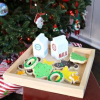 DIY Milk & Cookies