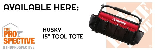 husky tool tote rotating handle