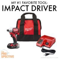 milwaukee impact driver