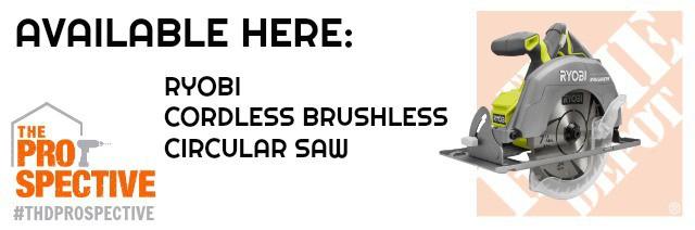 ryobi cordless brushless circular saw thd